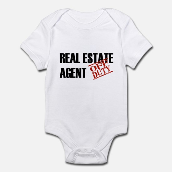 Off Duty Real Estate Agent Infant Bodysuit