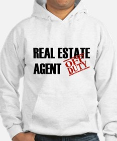 Off Duty Real Estate Agent Jumper Hoody