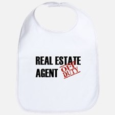 Off Duty Real Estate Agent Bib