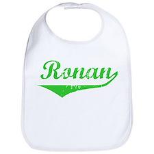 Ronan Vintage (Green) Bib