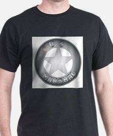 US Marshal Badge T-Shirt