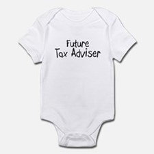 Future Tax Adviser Infant Bodysuit