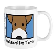 Anime Wirehaired Fox Terrier Mug
