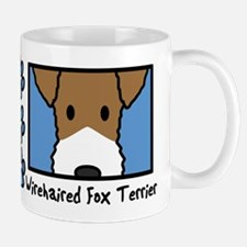 Anime Wirehaired Fox Terrier Mug