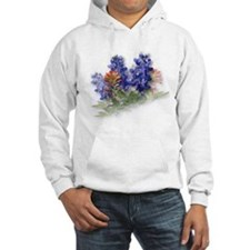 Bluebonnets with Indian Paint Hoodie