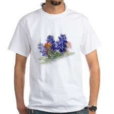 Bluebonnets with Indian Paint Shirt