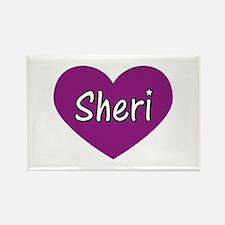 Sheri Rectangle Magnet
