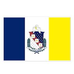 Shreveport Flag Postcards (Package of 8)