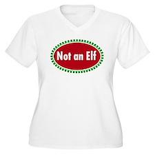NOT AN ELF T-Shirt