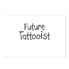 Future Tattooist Postcards (Package of 8)