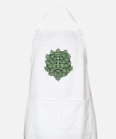 Green Man BBQ Apron