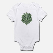 Green Man Infant Bodysuit