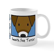 Anime Smooth Fox Terrier Mug