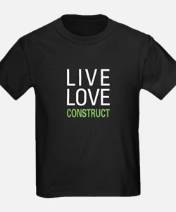 Live Love Construct T