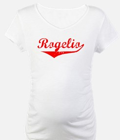 Rogelio Vintage (Red) Shirt