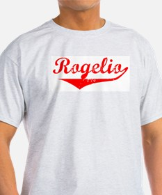 Rogelio Vintage (Red) T-Shirt