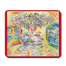 Tarot Reader Mousepad