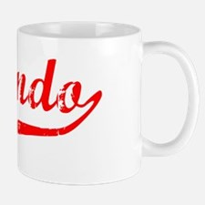Rolando Vintage (Red) Mug