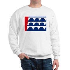 Des Moines Flag Sweatshirt