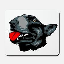 Miniature Bull Terrier Mousepad