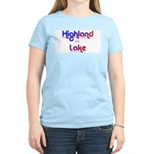 Higland Lake T-Shirt