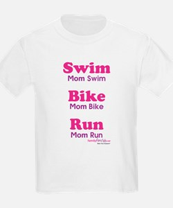 Triathlon Mom T-Shirt