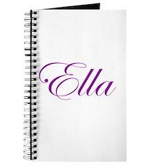 Ella Script Journal