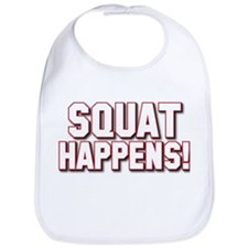 SQUAT HAPPENS Bib
