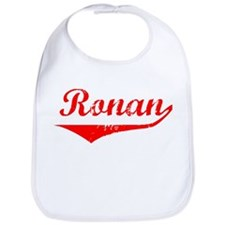 Ronan Vintage (Red) Bib