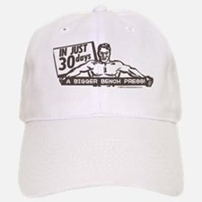 RETRO BENCH PRESS Baseball Baseball Cap