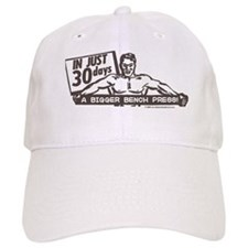 RETRO BENCH PRESS Cap