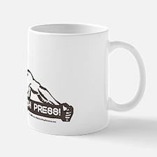 RETRO BENCH PRESS Mug