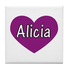Alicia Tile Coaster