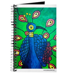 Marcy Hall's Peacock Journal