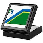 Bayport Flag Keepsake Box