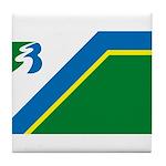 Bayport Flag Tile Coaster