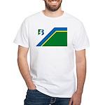 Bayport Flag White T-Shirt