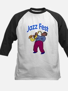 Jazz Fest Sax Tee