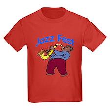 Jazz Fest Sax T
