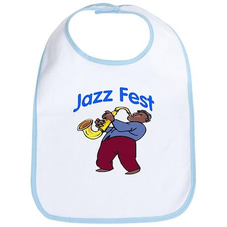 Jazz Fest Sax Bib