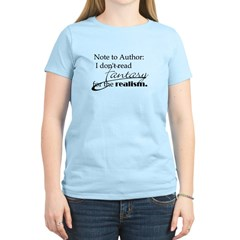 Note to Author T-Shirt