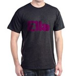 Ella Fat Burgundy Dark T-Shirt