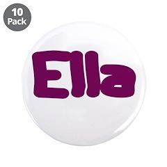 Ella Fat Burgundy 3.5