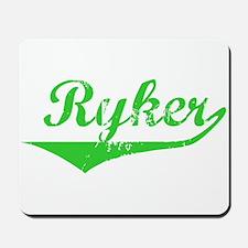 Ryker Vintage (Green) Mousepad