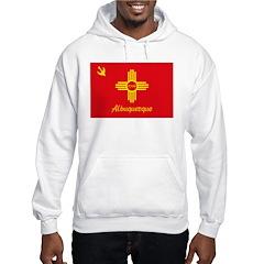Albuquerque Flag Hoodie