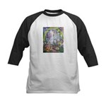 Shortest Way to Heaven Kids Baseball Jersey