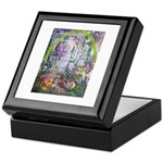 Shortest Way to Heaven Keepsake Box