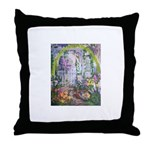 Shortest Way to Heaven Throw Pillow