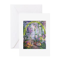 Shortest Way to Heaven Greeting Card