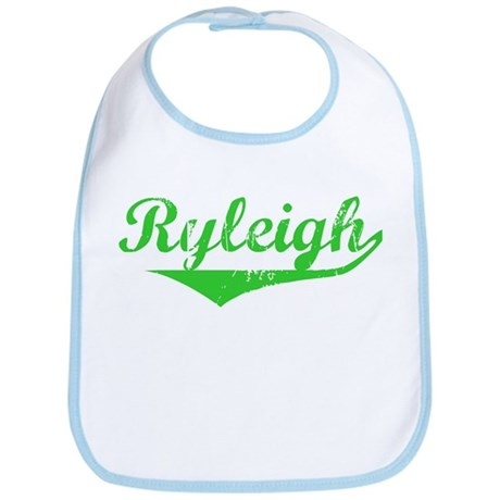 Ryleigh Vintage (Green) Bib